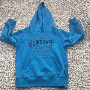 Quicksilver boys sweatshirt
